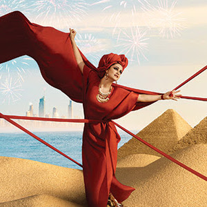 Expressions Dance Company to perform in Aida on the beach with Opera Australia