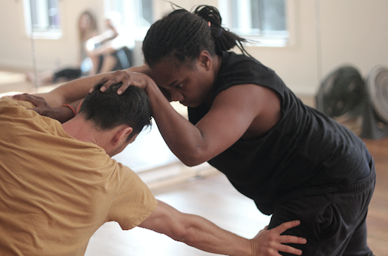 Force Majeure's new professional dance theatre intensive INCITE