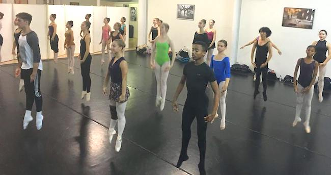 Dance Winter Workshop in New York City