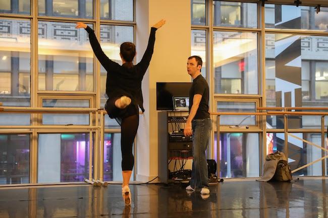 Matthew S. Berenbaum directs dance company
