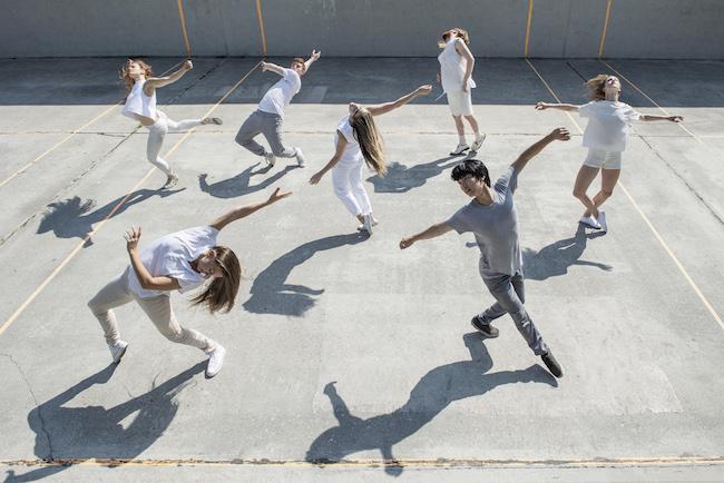 INSITU Site-Specific Dance Festival