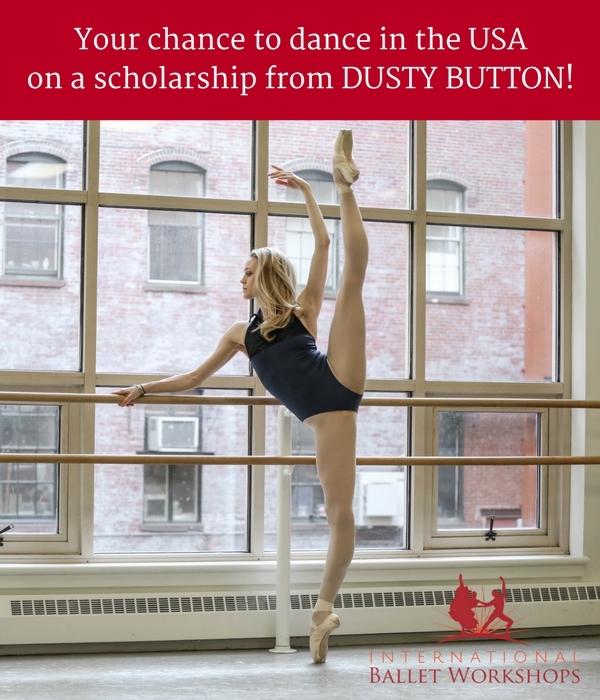 International Ballet Workshops guest teacher