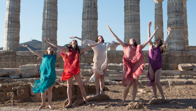 2017 Isadora Duncan Dance Residency in Greece