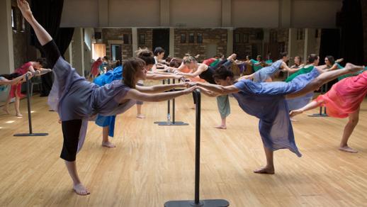 2017 Isadora Duncan Dance Residency in Greece