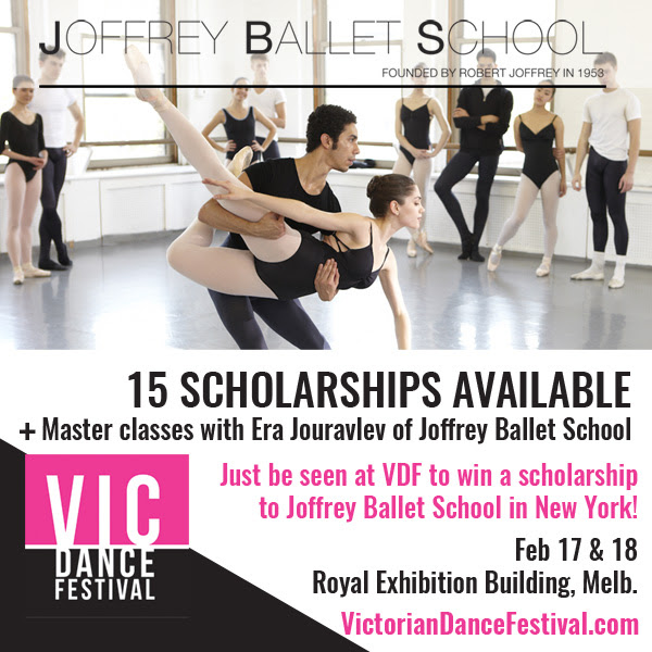 Joffrey Ballet School at VDF 2018