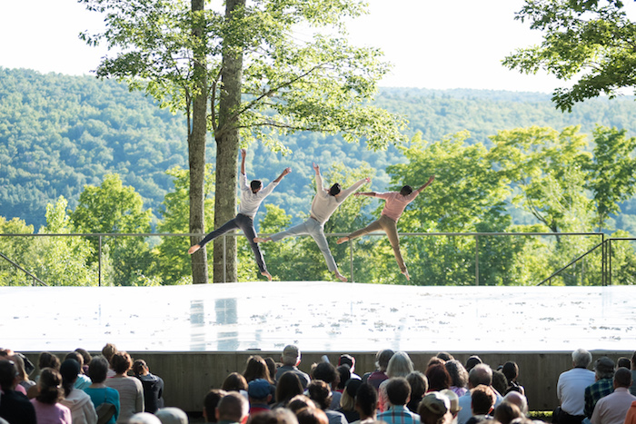 Outdoor Dance Performance Series in Berkshires