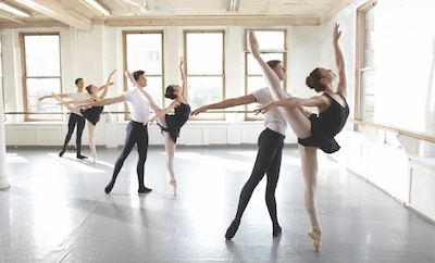Joffrey Ballet School Australian Auditions
