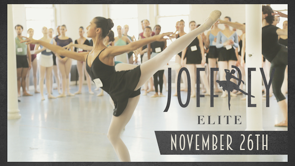 YouTube docuseries from the Joffrey Ballet School