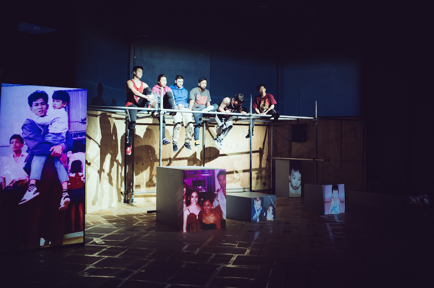 Force Majeure & Powerhouse Youth Theatre