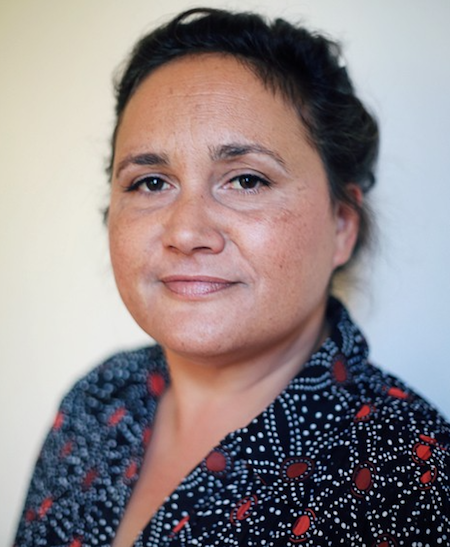 First Indigenous Deputy Chair of the Australia Council for the Arts