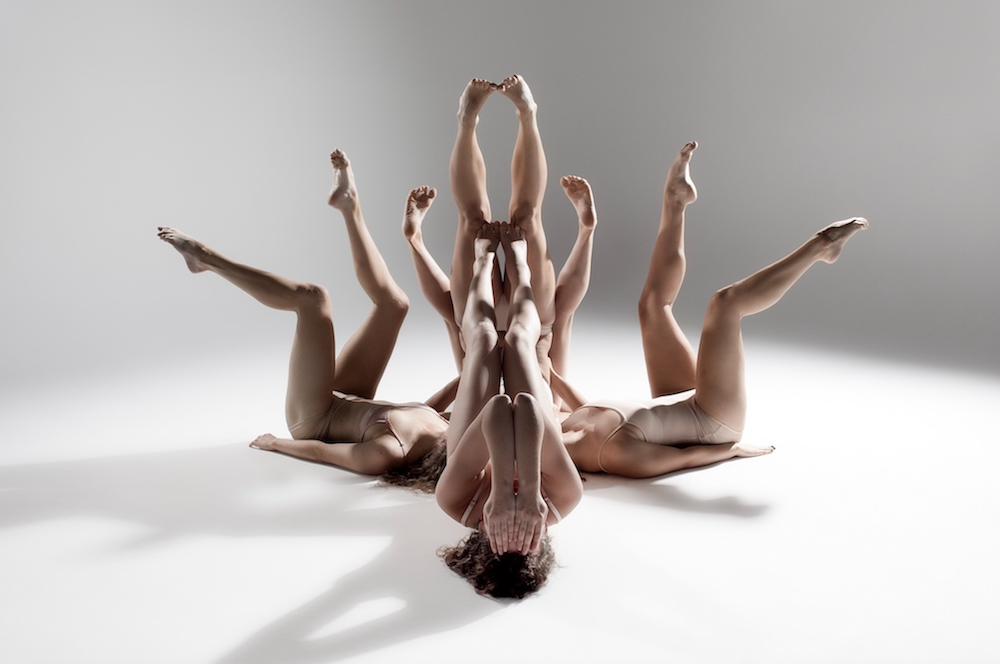 Mitchell Turnbull choreographs Se7en for Sydney dance company