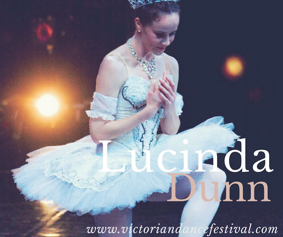Lucinda Dunn to teach at Victorian Dance Festival