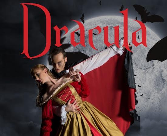 Dracula by Brendan Bradshaw