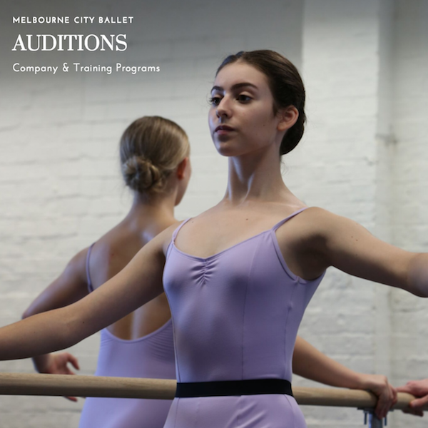 Company & Training Program Auditions