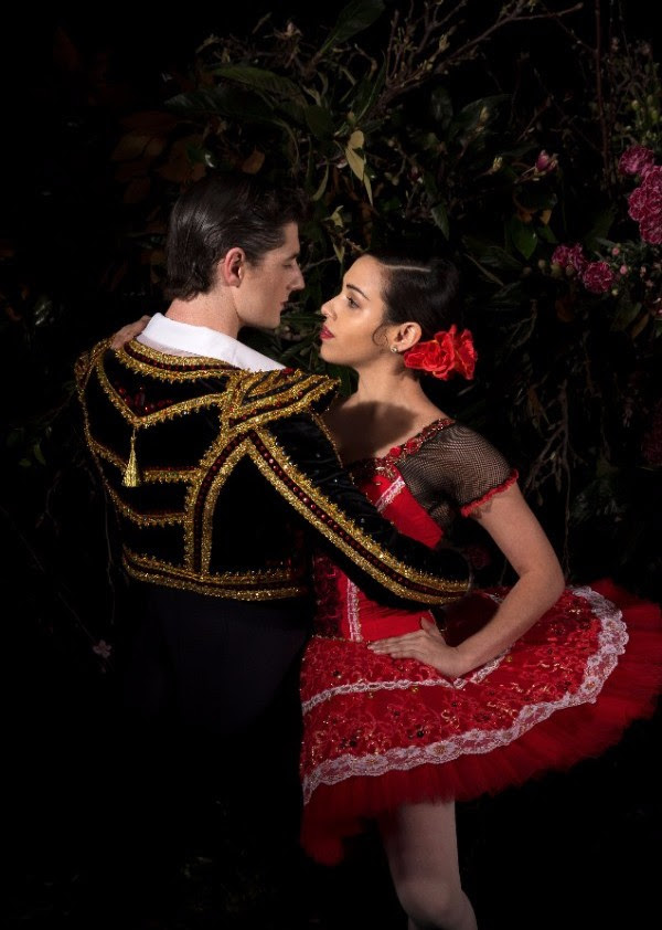 Melbourne City Ballet presents Don Quixote