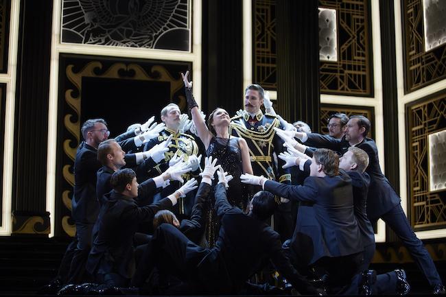 The West Australian Opera presents The Merry Widow