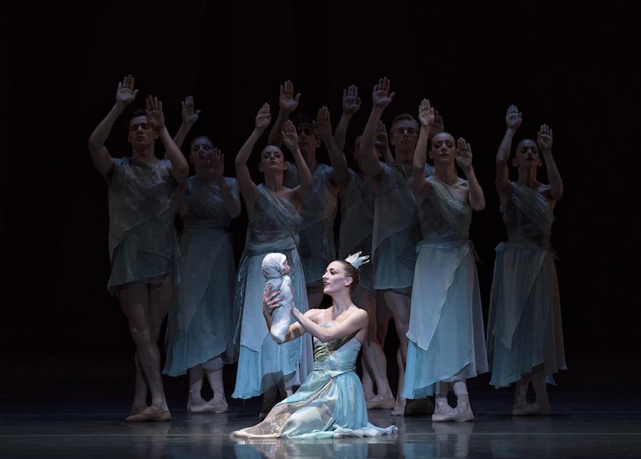 Miami City Ballet premiered The Fairy's Kiss