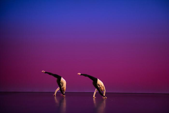 Kieran Page and Melissa Hetherington