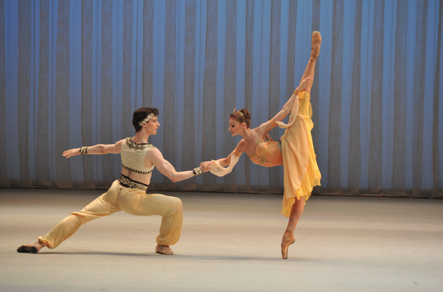 XIII International Ballet and Choreographers Competition