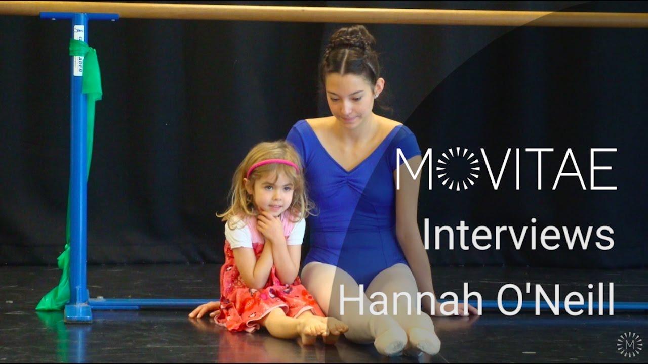 New Zealander Hannah O'Neill is a Premier Danseur with Paris Opéra Ballet