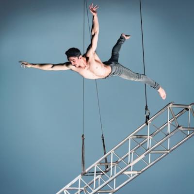 National Institute of Circus Arts presents PRECIPICE