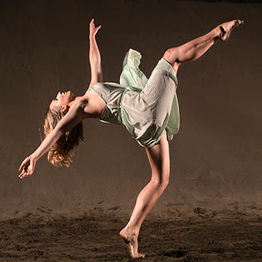 New Zealand Dance Company in Kiss the Sky