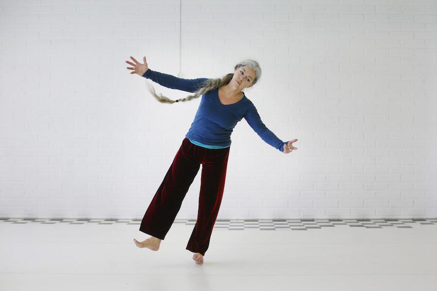 Bates Dance Festival faculty member