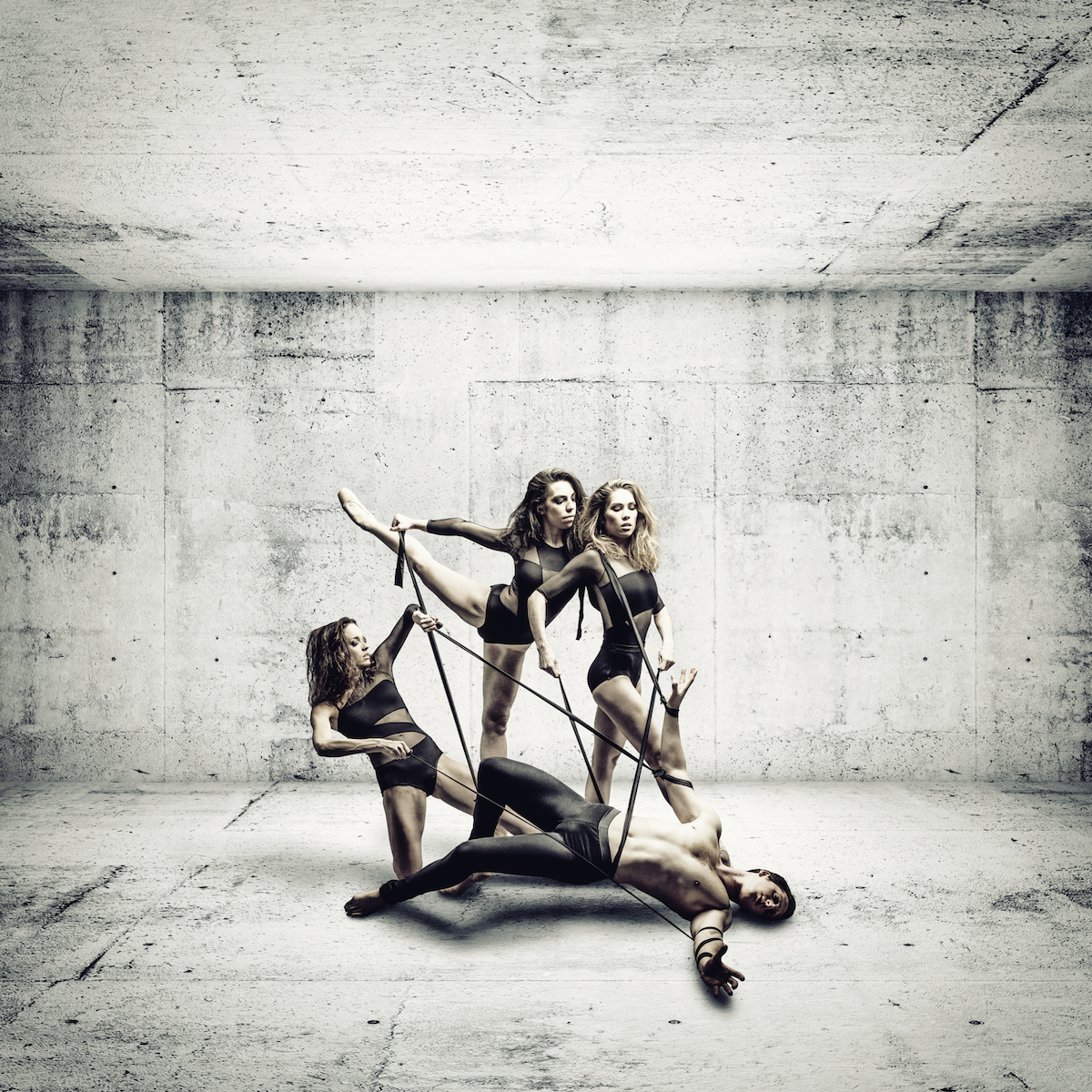 Dance adaptation of Shakespeare's Macbeth