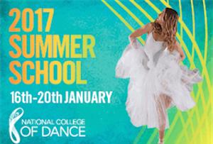 National College of Dance 2017 Summer School Australia