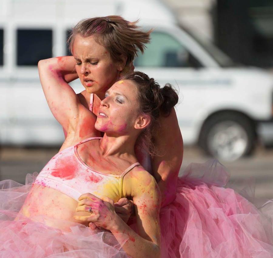New England duets dance company