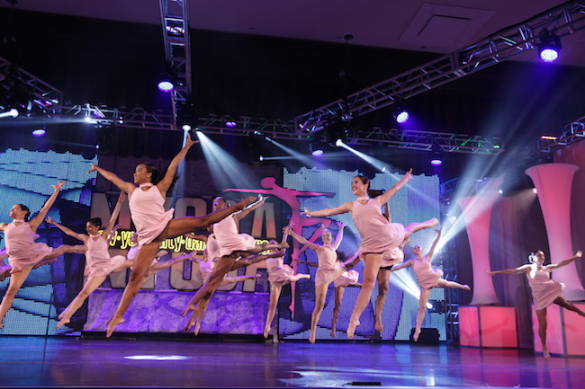 American dance convention experience