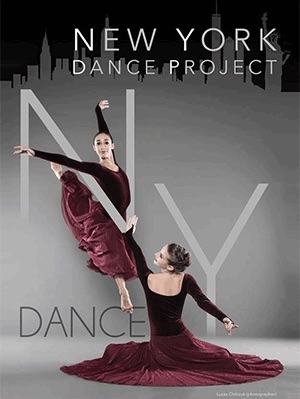 Audition online for new york dance project dance for Contemporary dance new york