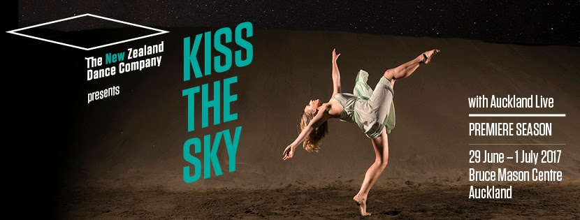 New Zealand Dance Company premieres Kiss the Sky