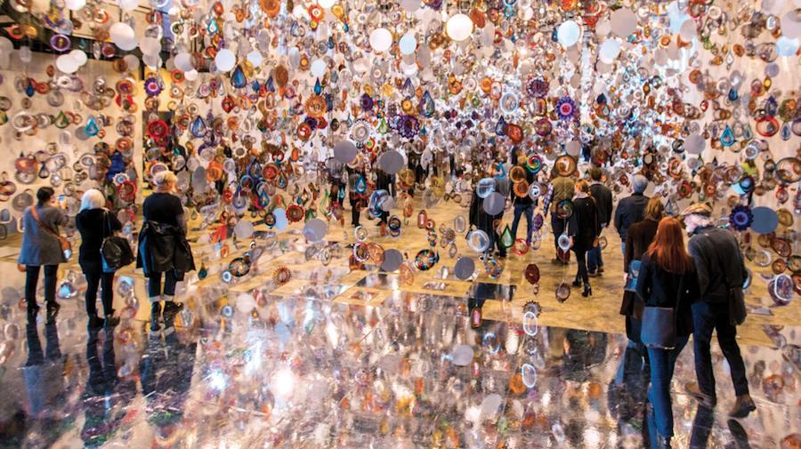 Art exhibition Until at Mass MoCA