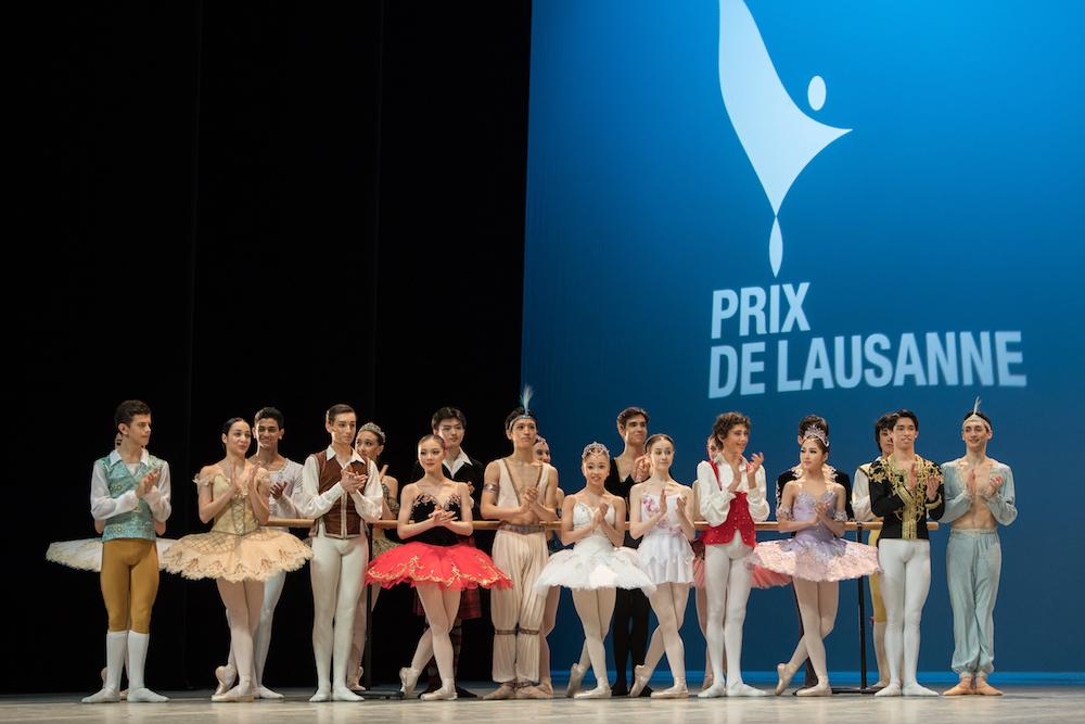 Prix de Lausanne 2017 Finalists