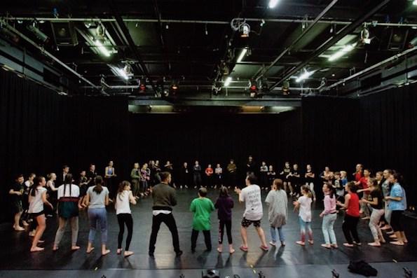 QL2 Dance Audition Canberra Australia