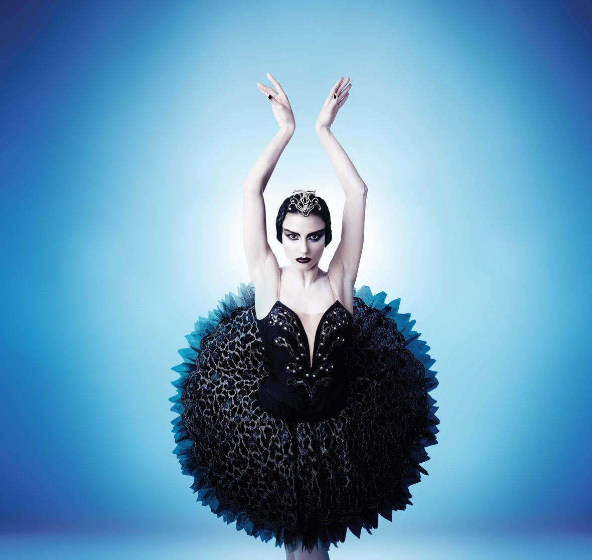 Yanela Pinera for Swan Lake