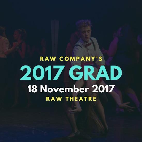 RAW Company 2017 Graduation Showcase