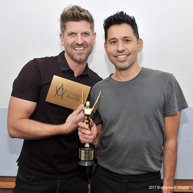 2017 World Choreography Award Winners