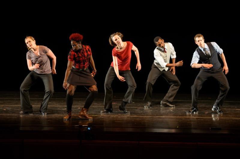 Rhythm World Festival by Chicago Human Rhythm Project