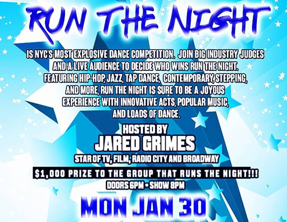 Jared Grimes event