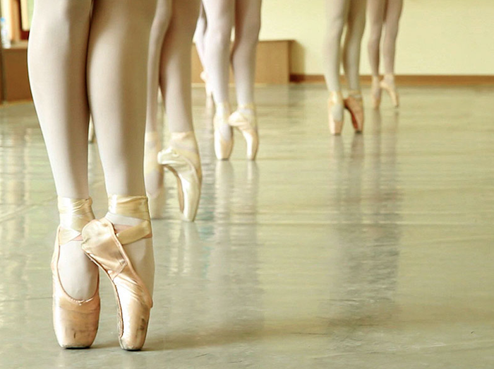 Bolshoi Ballet Academy training in Italy