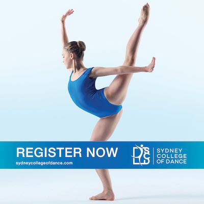 SCD dancer Luciana Lopez