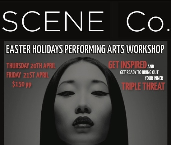 SCENE Co. Easter 2017 Performing Arts Holiday Workshop