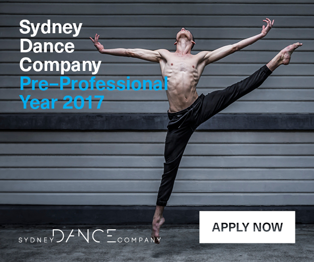 Sydney Dance Company's Pre-Professional Year 2017 Audition