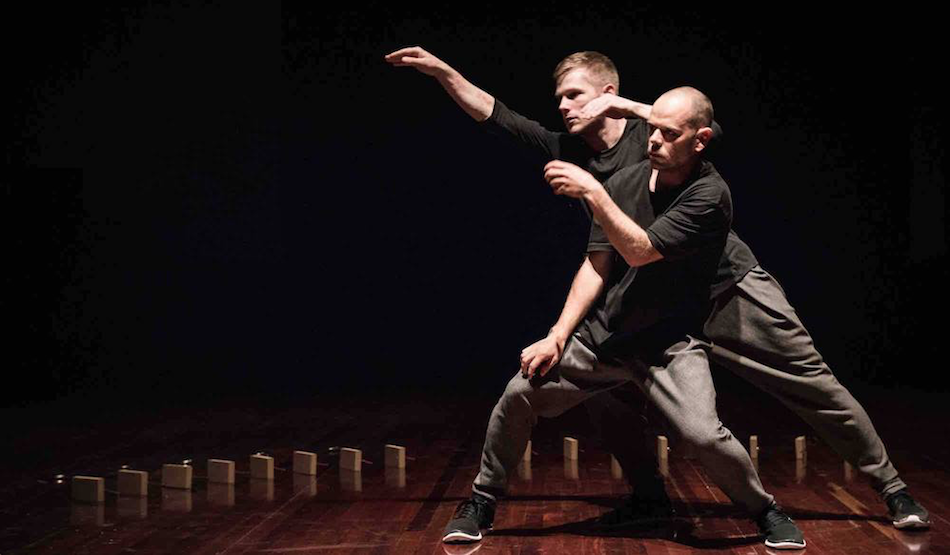 STRUT Dance. Meeting by Hamilton and Macindoe. Image by Gregory Lorenzutti.