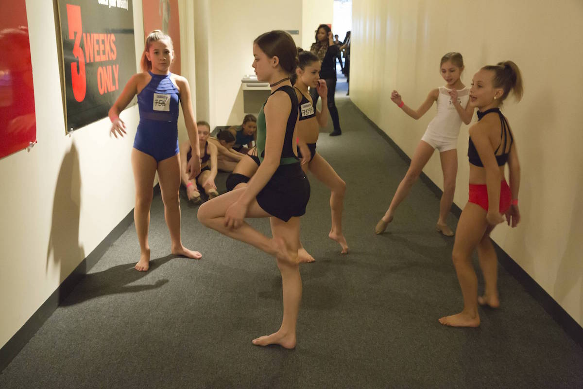 So You Think You Can Dance: The Next Generation Chicago auditions