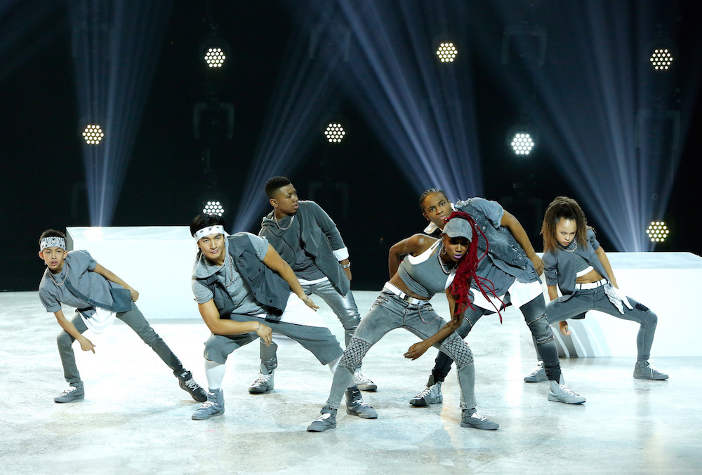 SYTYCD Season 13 Finale features Luther Brown work