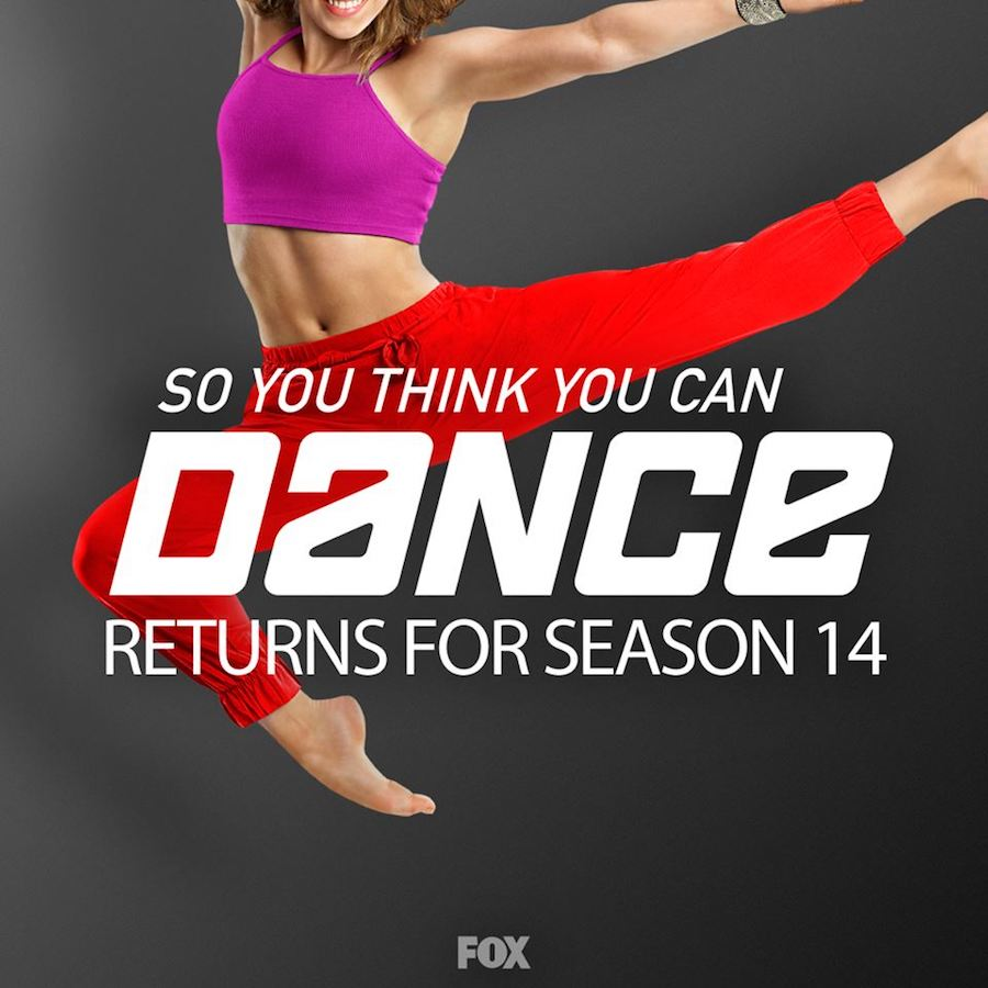 SYTYCD returns for Summer 2017
