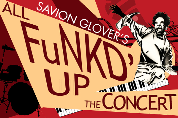 All FuNKD' Up, The ConCert Tour